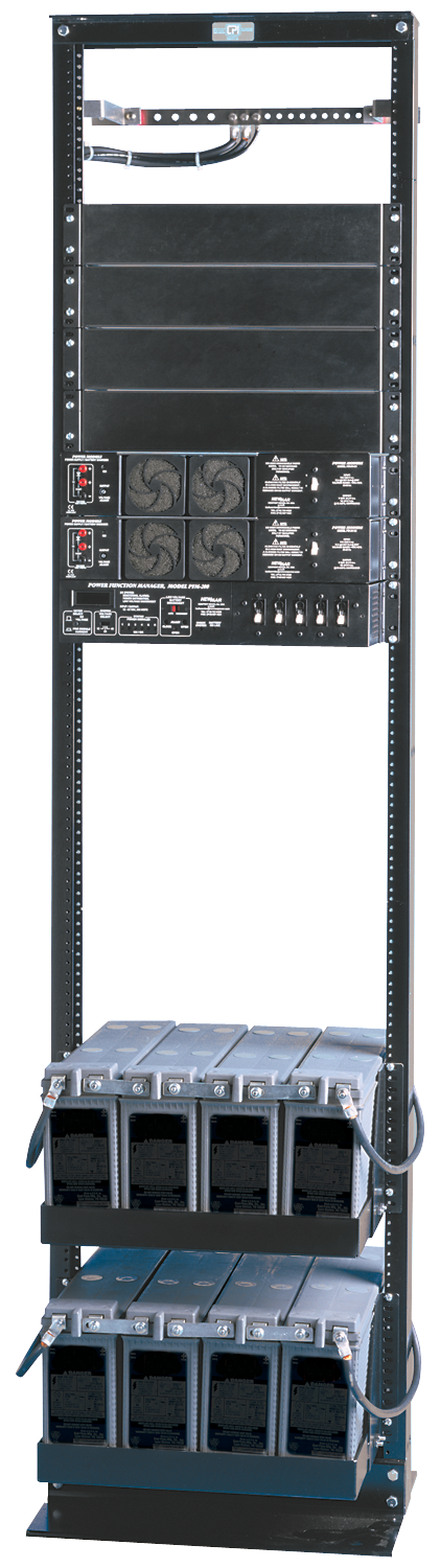 Newmar Powering the Network Rack Mount DC Power Plant