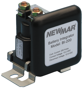 Newmar Powering the Network Battery Integrators for 12V and 24V DC battery bank management