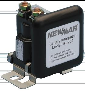 Newmar Powering the Network Battery Integrators for 12V and 24V DC battery bank management