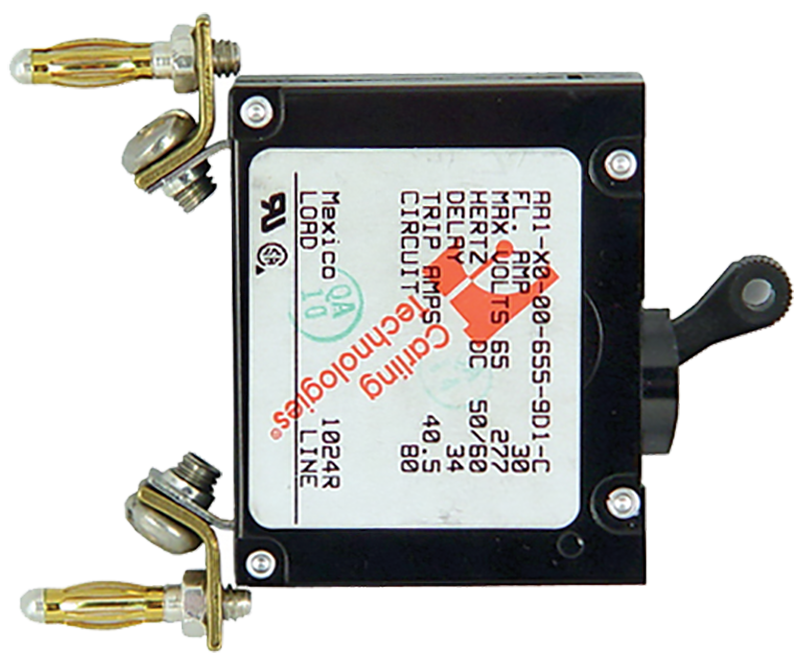 DST-FB Style Circuit Breaker