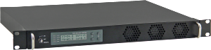 Powering the Network with Rackmount Inverter 1U Series, -48VDC, model 48-1U-1000RM
