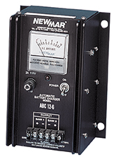 newmar powering the network battery charger abc-12-6