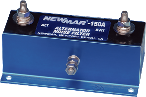 Newmar Powering the Network Noise Filters for mobile DC Power applications