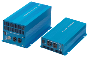 Powering the Mobile Network with Mobile Inverters – PS Series, 12V and 24V DC, 1000-2000 by Newmar