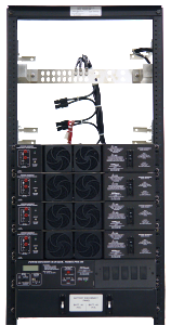 Newmar Powering the Network with Rack Power Systems, AC and DC, in 19 or 21 inch racks