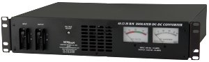 Newmar Powering the Network Rack Mount DC-DC Converter