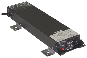 Powering the Network with Wall or Table Mounted Stand-Alone Unity Rectifier Power Supply, 24V and 48V DC, 3- 6 amps