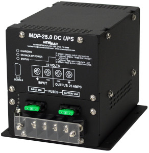Newmar Powering the Mobile Network with Mobile Mount DC UPS, model MDP-25.0