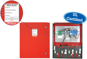 UL Certified Public Safety DAS Power with the NFPA 1221 Compliant Power Enclosures in 12V DC, 24V DC, and 48V DC by Newmar Powering the Network