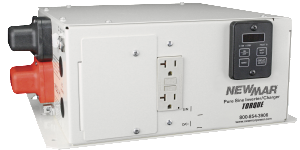 Powering the Mobile Network with Mobile Mount Inverter-Charger Torque Series, 12V and 24V DC by Newmar