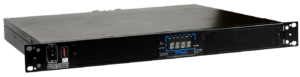 Rackmount Inverter 48VDC in, 2000 Watts, 1 RU, model 48-1U-2000RM by Newmar Powering the Network