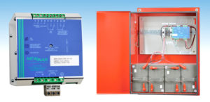 Public Safety DAS Power PE Series DC Power Enclosures designed to meet NFPA 1221 In-Building Solutions