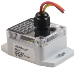 Mobile DC Power Timer modoel, TMR-30A, 12V DC, 30 amps by Newmar Powering the Network