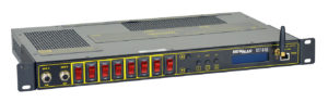 Rackmount Circuit Breaker Distribution Remote Control model DST-8-RB image by Newmar Powering the Network