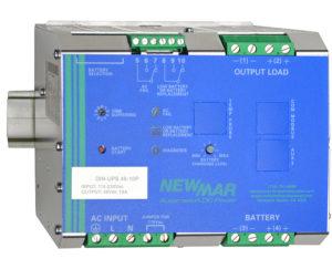 DIN-UPS DC UPS Parallel Connection, 12V DC, 24V DC, 48V DC, 10 - 35 Amps Image